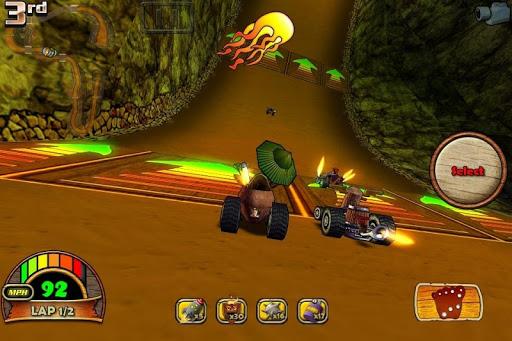 Tiki Kart 3D screenshot 10