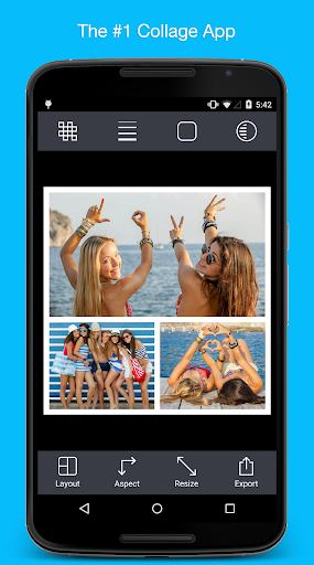 Download Pic Stitch - #1 Collage Maker For PC 1