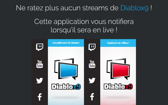 Diablox9 Live Extension - (non officielle)