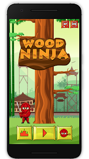 Wood Ninja- screenshot thumbnail