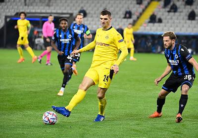 Suivez en DIRECT commenté la rencontre entre Dortmund et le Club de Bruges