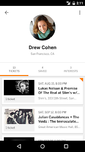 Eventbrite - Fun Local Events - screenshot thumbnail