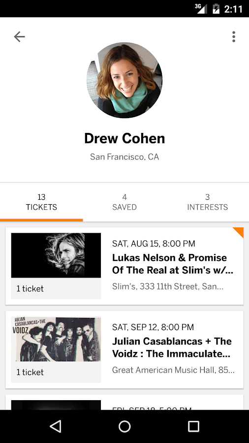 Eventbrite - Fun Local Events - screenshot