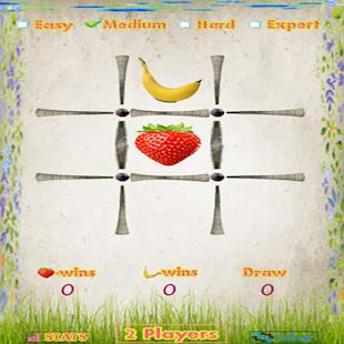 Tic Tac Fruits - náhled