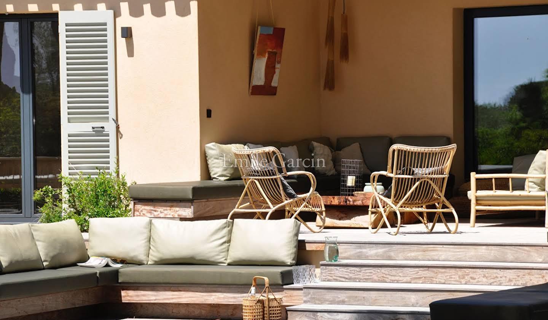 Villa en bord de mer avec jardin Porto-Vecchio