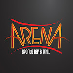 Logo for The Arena Bar & Grill @ Commerce Casino
