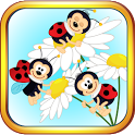 Memory Game with Animated Characters icon