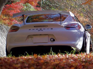 ケイマン GT4のカスタム事例画像 aw981gt4さんの2020年11月11日16:09の投稿