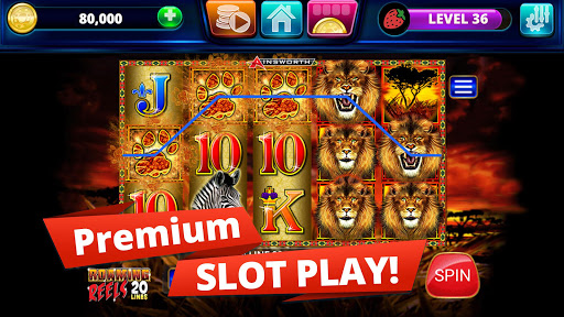 Slingo Arcade: Bingo Slots Game modavailable screenshots 4