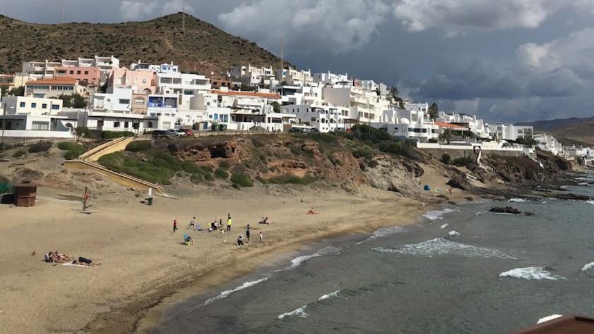 Imagen de San José en Níjar.