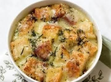 Weight Watchers French Onion Soup recipe