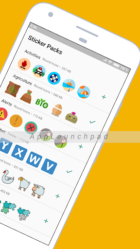 Stickerfy for WhatsApp  screenshots 2