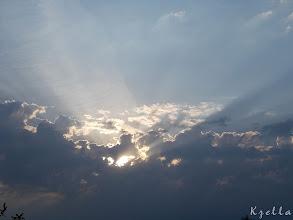 Photo: Napfény villanása