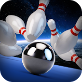Bowling Super Galaxy Game