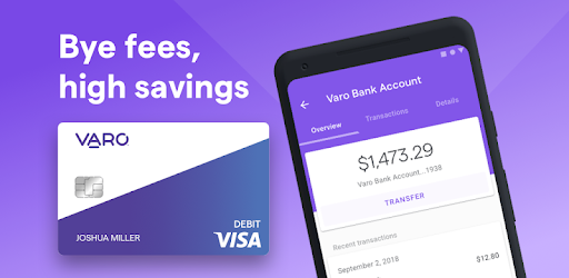 Varo - Mobile Banking with No Fees & Easy Savings - Apps on Google Play