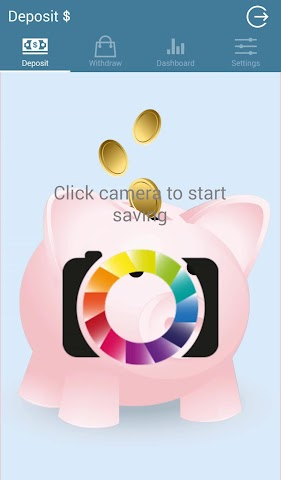 android CoolAppHQ PiggyBank Pro Screenshot 12