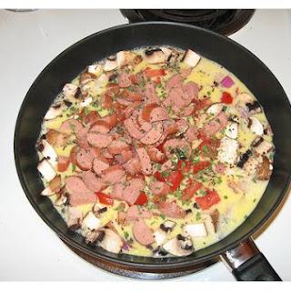 Low-Fat Omelet