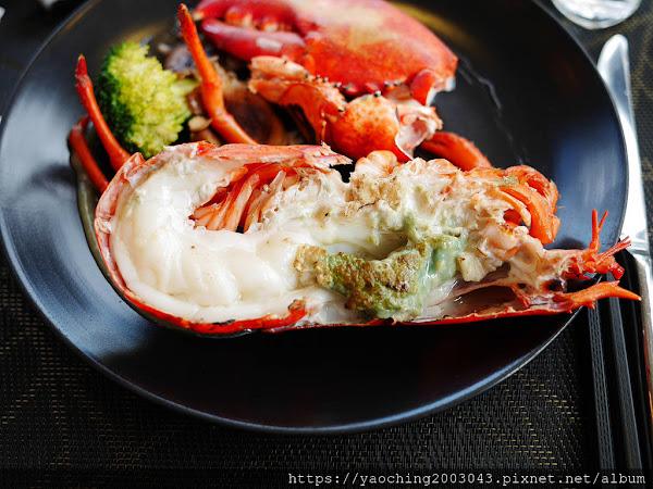 台中北屯 上紅鐵板創意料理,資深主廚的鐵板藝術,讓人不僅吃到美味也看到趣味