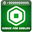 Get Free Robux Master 2020 : Unlimited Robux Tips icon