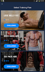 Six Pack in 30 Days - Abs Workout APK screenshot thumbnail 1