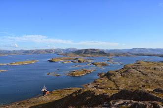 Photo: Des décors typique du sud de la norvège... toutes ces petites iles nous ont permis d'avancer, même dans un temps mauvais, en nous protegeant de la houle du large ! bon entrainement pour la navigation !