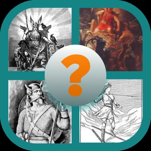 Norse Gods Quiz (game)