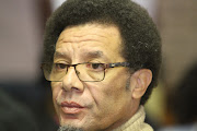 Former US soldier Karl Kamal Rashid in the Eastern Cape High Court in Mthatha on Tuesday.