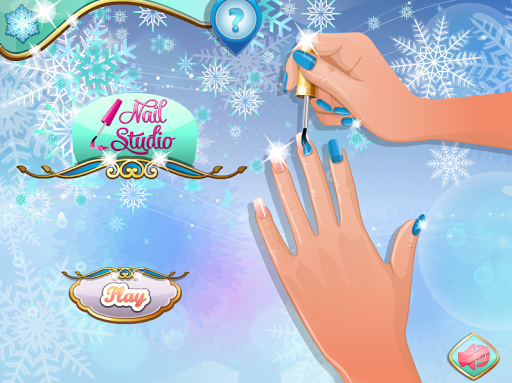 nail salon games for girls