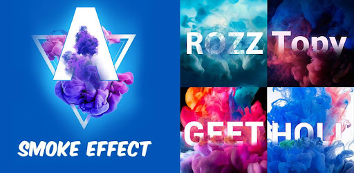 Smoke Effect Name Art Pro Aplikasi Di Google Play