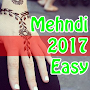 Easy Mehndi Designs 2017 APK icon