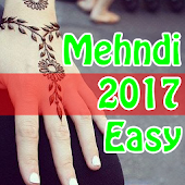 Easy Mehndi Designs 2017