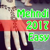 Tải Easy Mehndi Designs 2017 APK