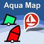Aqua Map Marine - Boating GPS 7.4 (AdFree)