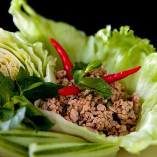 Thai Chicken Salad Recipe (Laab Gai)