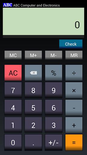 ABC Calculator