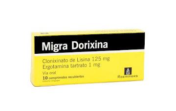 Migra Dorixina 125/1mg