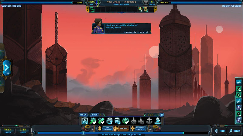 Star Traders: Frontiers Screenshot 19