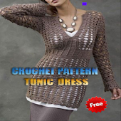 Crochet Pattern Tunic Dress