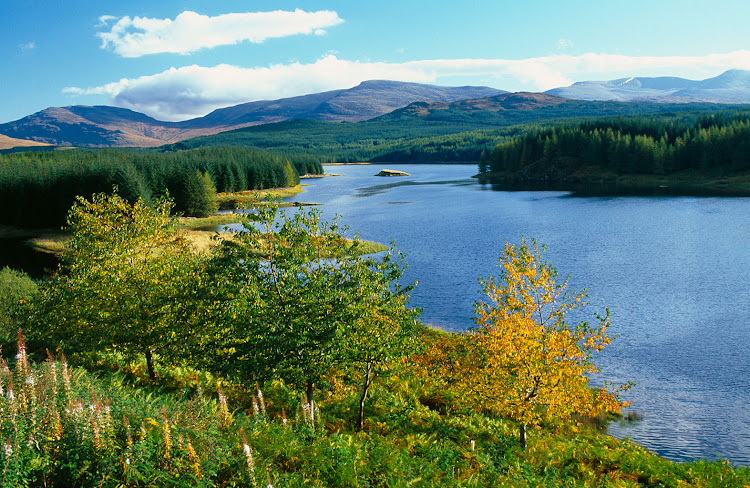 Scotland has idyllic landscapes