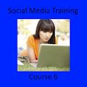 Social Media Course 6 icon
