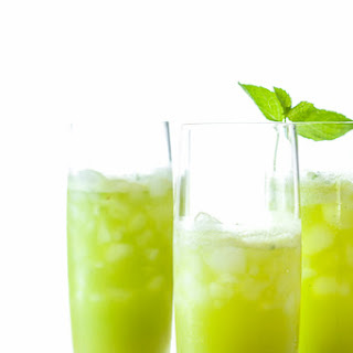 Pineapple Mint Juice Recipes.