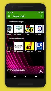 Radios Ireland - Radio FM Ireland - Irish Radios - náhled