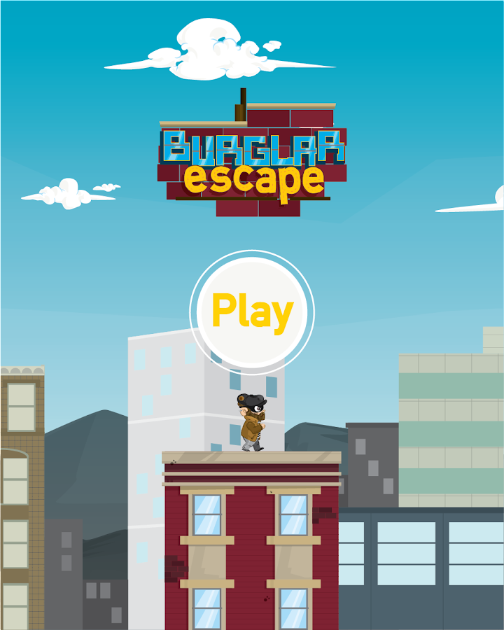 Burglar Escape- screenshot