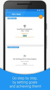 Download BMI and Weight Tracker For PC Windows and Mac apk screenshot 3