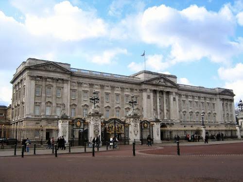 Photo Palais de Buckingham
