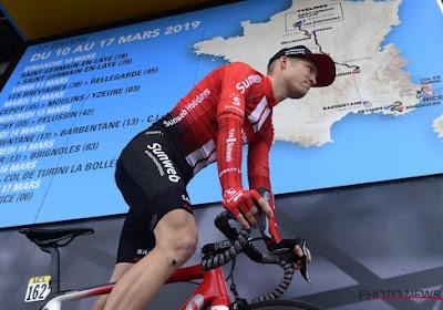 ? Jan Bakelants komt wel bijzonder ongelukkig ten val in Parijs-Nice, ook Lotto Soudal-sprinter deelt in de klappen