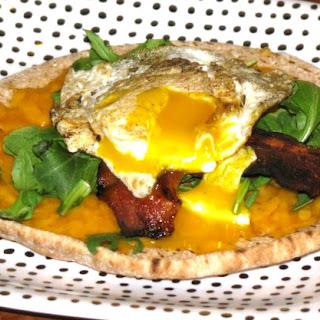 Healthy Breakfast Pitas Recipes