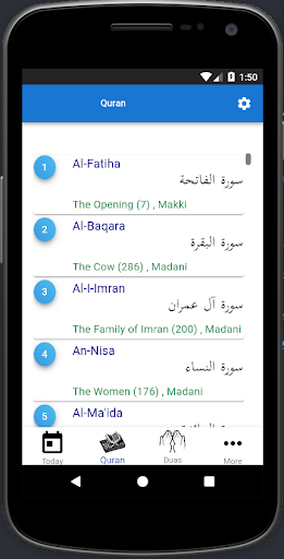 Alif Islamic Learning - Quran, Duas, Kalima & Quiz screenshot 2