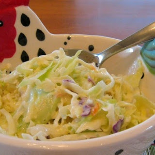 Family Favorite Coleslaw
