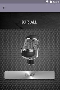 Download música de los 80's gratis For PC Windows and Mac apk screenshot 10